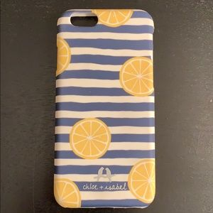 Chloe & Isabel iPhone 6s silicone case